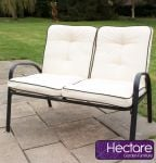 Hadleigh Sofa Bench with Cushions by Hectare™