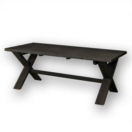 190cm Harrogate Wooden Garden Dining Table