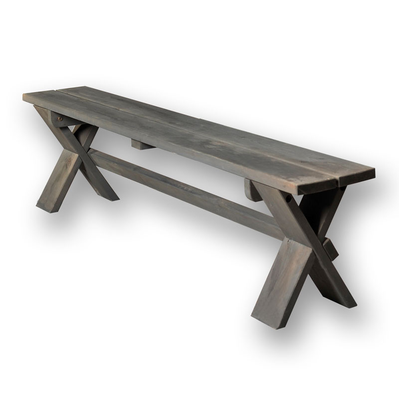 190cm Harrogate Wooden Bench