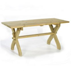 150cm Lilly Wooden Picnic Table