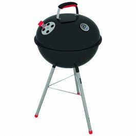 54cm Carbon Steel Charcoal Portable Grill with Lid