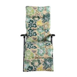 Hadleigh Floral Pattern Recliner Lounger Chair by Hectare®