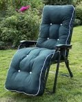 Tivoli Super Deluxe Automatic Relaxer in Hunter Green W69cm x L128cm