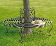Circular 1.41m (4ft 7½ins) Steel Tree Seat