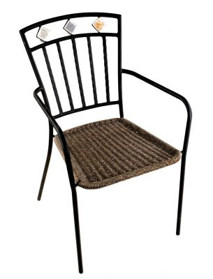 Murcia Wicker Garden Armchair