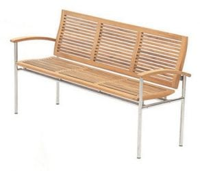 Alexander Rose Avant 1.68m (5ft 6ins) Teak Bench