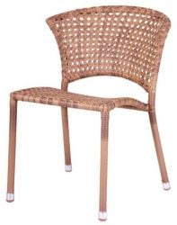 Alexander Rose Manila Curved Stacking Garden Chair