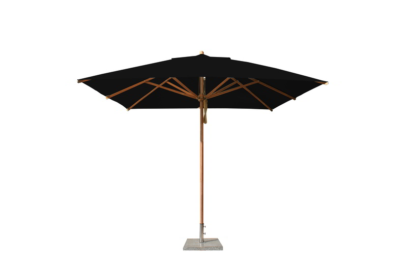 Levante 3.0m Natural Square Parasol