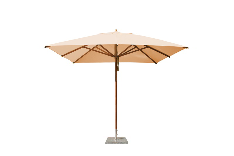 Levante 3.0m Harvest Wheat Square Parasol
