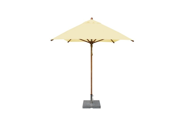 Levante 2 x3m Natural Rectangular Parasol