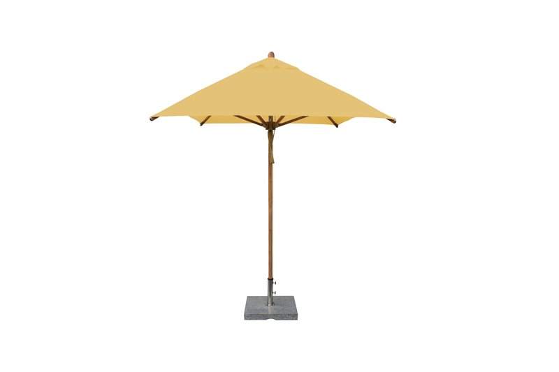 Levante 2 x3m Harvest Wheat Square Rectangular Parasol