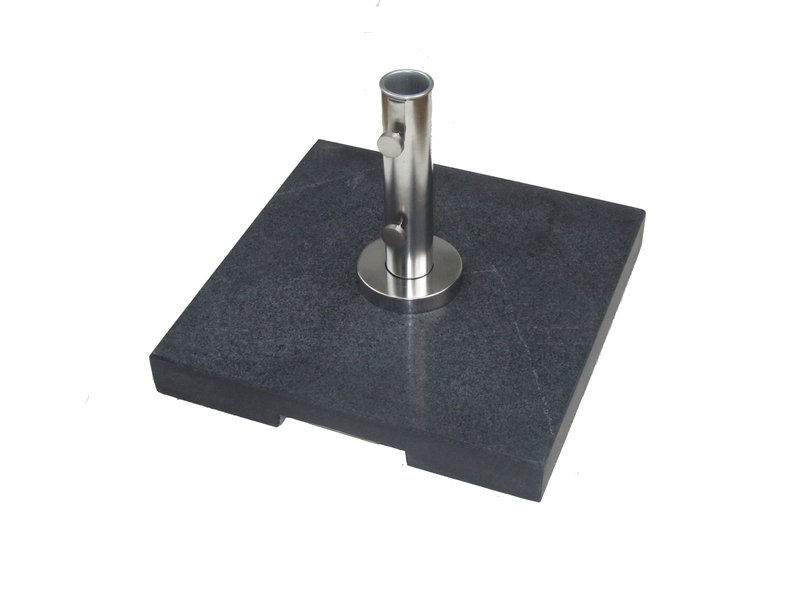 50KG Parasol Base Black