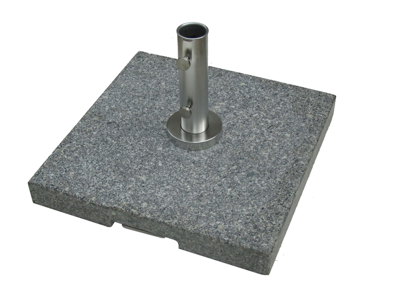 70KG Parasol Base Grey