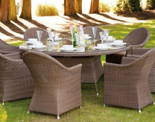 Monte Carlo Furniture Set with Cushions