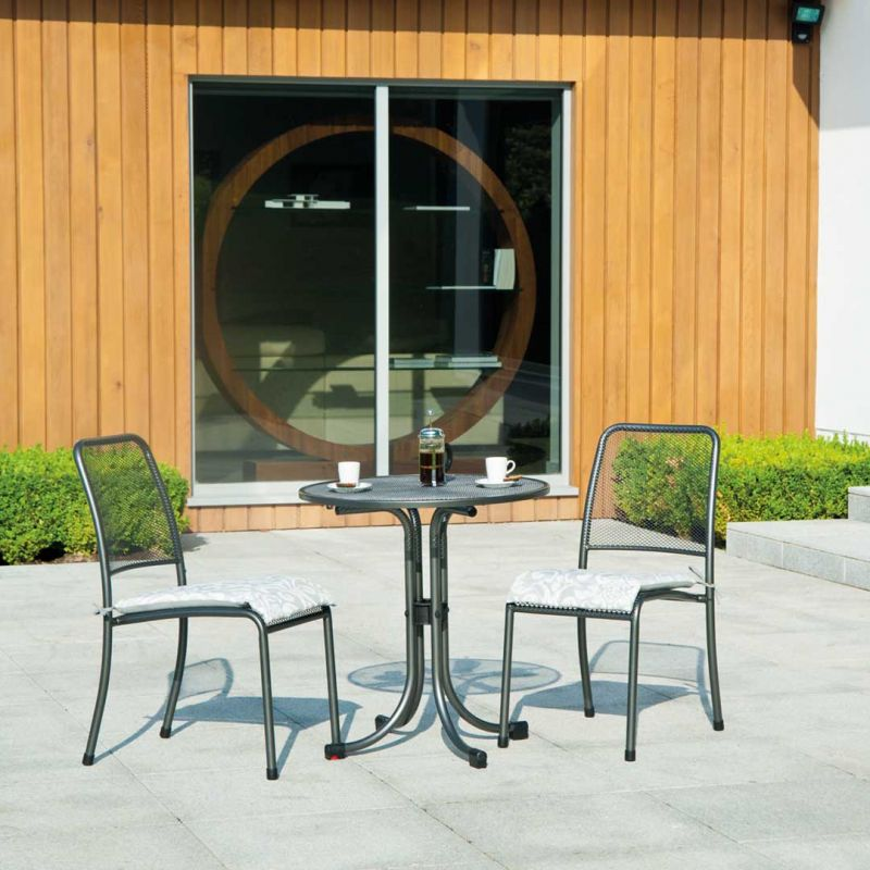 Portofino Bistro Set with Cushions