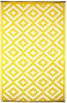 Outdoor Rug Nirvana Yellow (120 cm x 180 cm)