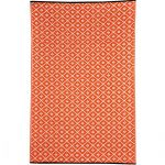 Outdoor Rug Arabian Orange (120 cm x 180 cm)