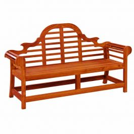 6ft Cornis Lutyens Bench by Alexander Rose