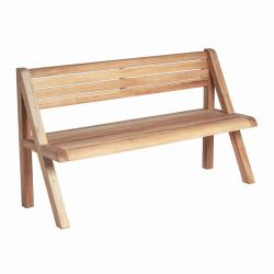 Alexander Rose Mahogany 1.5m (5ft) Augusta Bench