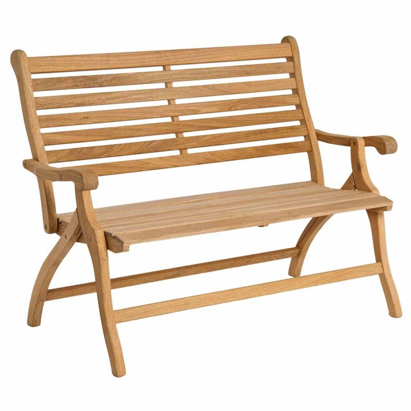 Alexander Rose Roble 1.34m (4ft) Folding Bench