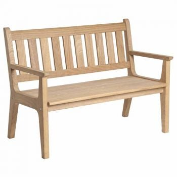 Alexander Rose Roble 1.21m (4ft) Oslo Bench