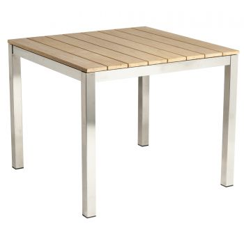 Alexander Rose Cologne 90cm (2ft 11in) Roble Square Table