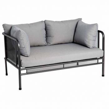 Alexander Rose Portofino 1.4m (4ft 7in) 2 Seater Sofa