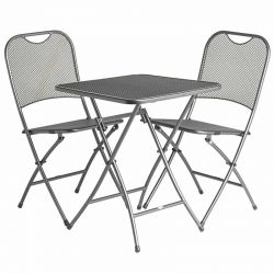 Alexander Rose Portofino 2 Seater Folding Bistro Set