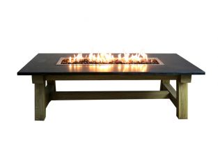 90cm Workshop Fire Pit Coffee Table