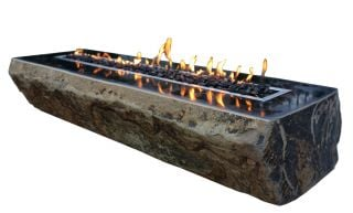 50cm Fairfield Fire Pit Basalt Table