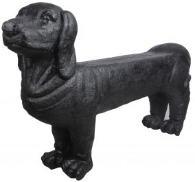 117.5 cm (5.7in) Dachschund Bench