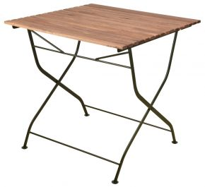 78.4 cm (2 ft 6 in) Outdoor Folding Table, Green