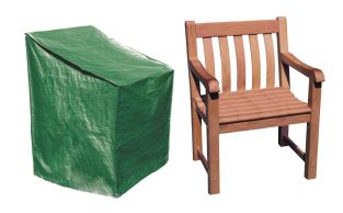 Bosmere Protector Green Single Armchair Garden Cover