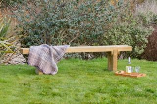 Zest 4 Leisure 1.8m (5ft 10in) Rebecca Two Seater Garden Bench