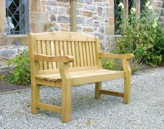 Emily Two Seater Garden Bench FSC® by Zest 4 Leisure®