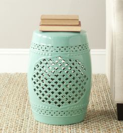 Marbella Indoor / Outdoor Garden Stool