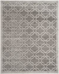La Salis  Indoor/Outdoor Rug, 243 X 304 cm - Grey & Light Green