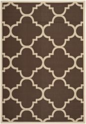 Mali Multipurpose Indoor/Outdoor Rug, 200 X 289 cm - Dark Brown