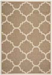 Mali Multipurpose Indoor/Outdoor Rug, 200 X 289 cm - Brown