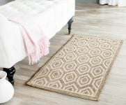 Felix Multipurpose Indoor/Outdoor Rug, 60 X 109 cm - Brown & Bone