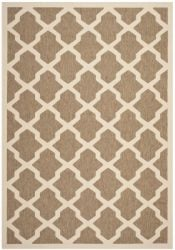 Samanna Multipurpose Indoor/Outdoor Rug, 200 X 289 cm - Brown & Bone