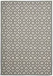 Gwen Multipurpose Indoor/Outdoor Rug, 200 X 289 cm - Anthracite & Beige