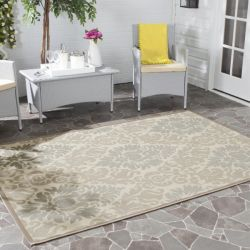 Amalia Multipurpose Indoor/Outdoor Rug, 160 X 231 cm - Beige & Dark Beige