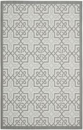 Serafina Multipurpose Indoor/Outdoor Rug, 160 X 231 cm - Light Grey & Anthracite
