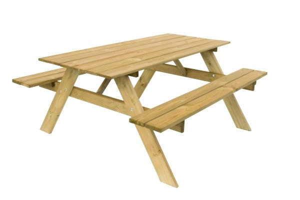 4 Seater Classic Picnic Dining Table