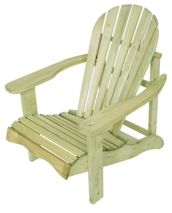 Relax Arondeck Softwood Chair