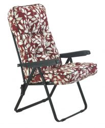 Deluxe Marbella Leaf Recliner