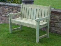 Cotswold 1.22m (4ft) Timber Bench