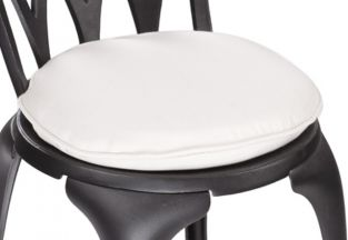 "Alium™ ""Harrison"" Chair Seat Cushion - Ivory"