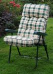 Milan Highback Reclining Garden Chair